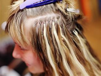Prodlužování vlasů čtenářky Romany
