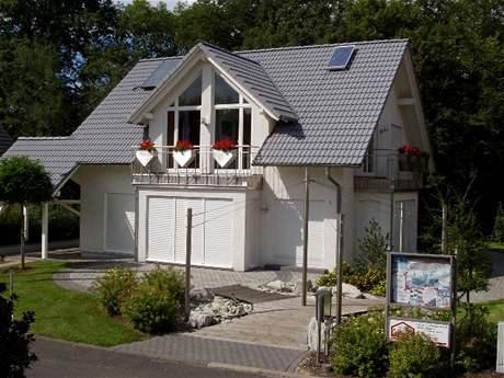 Rodinné domy z betonových panelů