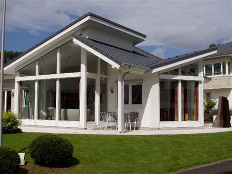 Dům z betonových panelů
