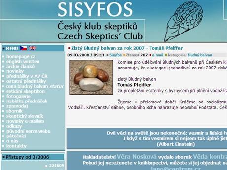 Český klub skeptiků