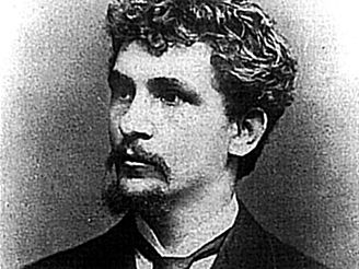 Leoš Janáček v roce 1878