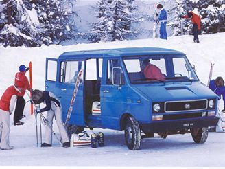 Iveco Daily 30 OM8 (1978)