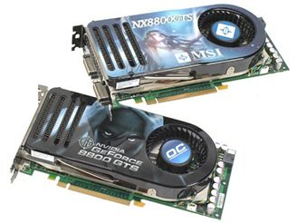 GeForce 8800GTS