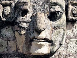 Salvador, mayské památky