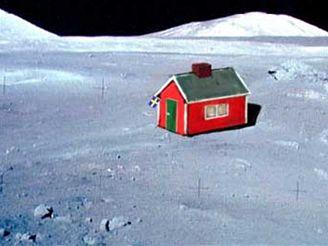 Dům na Měsíci
