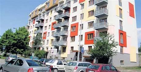 Nástavby v Praze 3