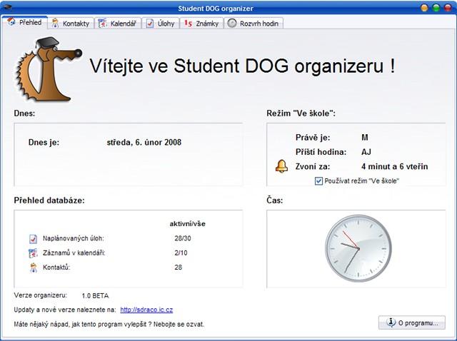 Student DOG organizer 5