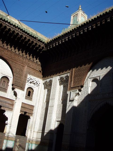 Maroko, Meknés
