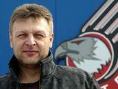 Jaroslav Vlasák, šéf hokejového Znojma