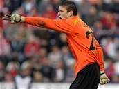 Slavia - Sparta: Tomáš Grigar