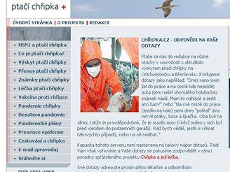 Ptačí-chřipka.cz