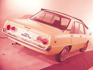 Mazda Familia Rotary SS