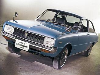 Mazda Familia Presto Rotary Coupe