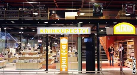 Hlavní nádraží v Praze - Knihkupectví Neopalladium