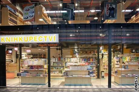 Hlavní nádraží v Praze - Knihkupectví NeoLuxor