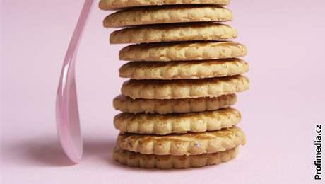 Sušenky, ilustrační foto