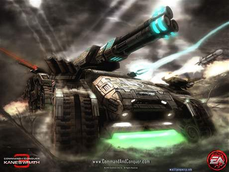 Command & Conquer 3: Tiberium Wars � Kane�s Wrath