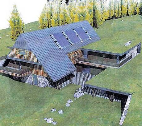 Moderní vily