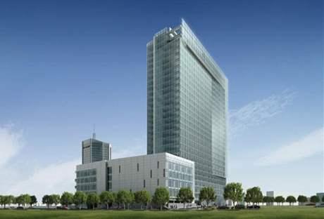 City Tower na Pankrácké pláni