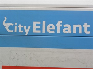 City Elefant - pantograf, kter� je lep�� ne� Pendolino