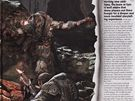 Gears of War 2 nové scany