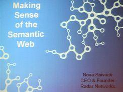 Making Sense of the Semantic Web - The Next Web