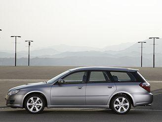 Turbodieselové Subaru Legacy