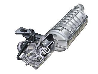 Subaru Boxer Diesel - turbodmychadlo a filtr pevných částic