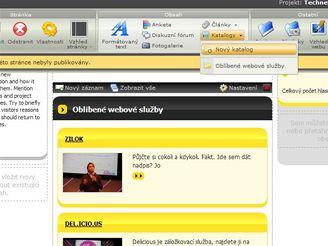 Webnode.com - Katalog