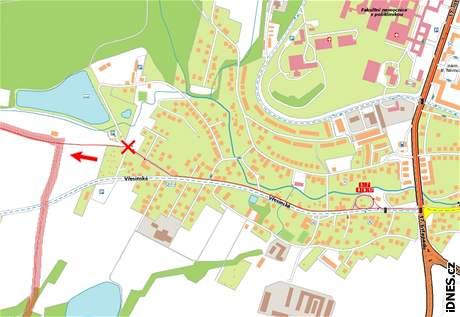 Srážka tramvají v Ostravě - Porubě