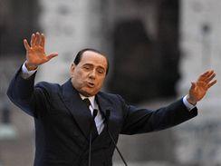 Silvio Berlusconi - volby 2008