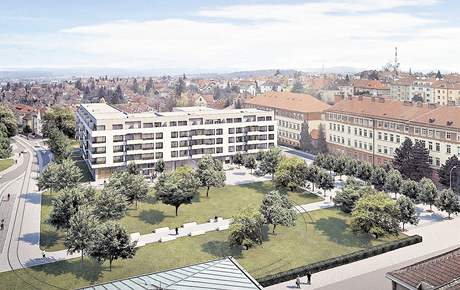Projekt Wilson. Armáda pokutovala Brno za nedodržení podmínek smlouvy.
