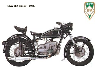 DKW IFA BK350