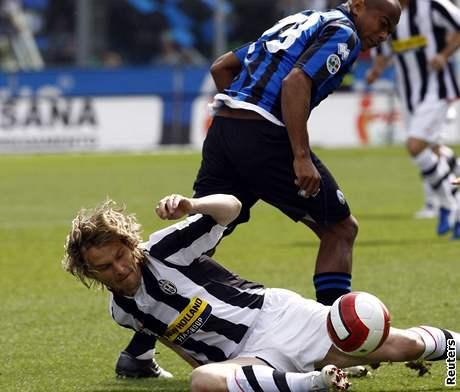 Pavel Nedvěd, Juventus Turín.