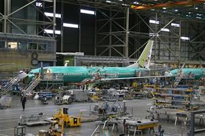 Továrna Boeing