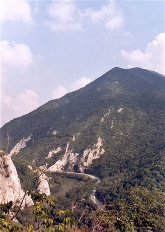 Srbsko, Západní Morava