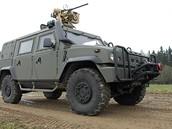 Nová obrněná vozidla Iveco