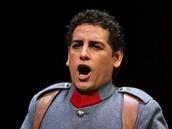 Opera Dcera pluku - tenor Juan Diego Florez
