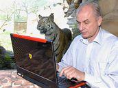 Ředitel zoo Martin Hovorka odpovídá v on-line rozhovoru