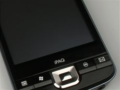 Hewlett Packard iPAQ 214 detail