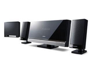 Tříkanálový systém domácího kina Sony BRAVIA DAV-F200