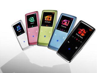 MP3 přehrávač Samsung S3