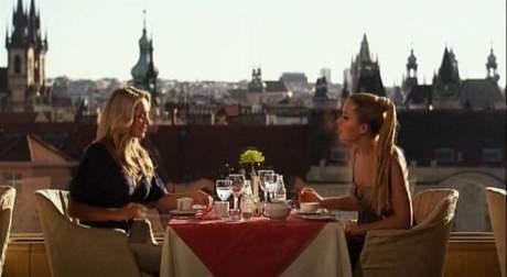 Praha se představuje jako město luxusu