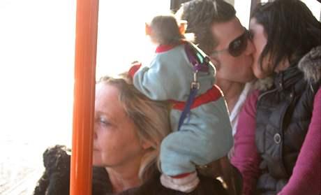 Opička makak, která v brněnské tramvaji pokousala jedenáctiletou dívku