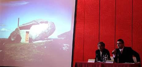 Přednáška historika a profesora Terunobu Fujimoriho v brněnské Redutě