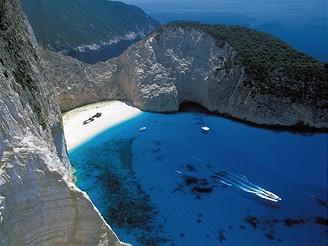 Řecko, Navagio