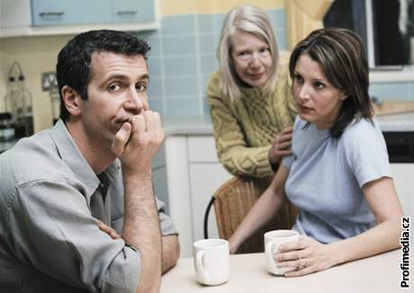 Tchyně mi zničila manželství