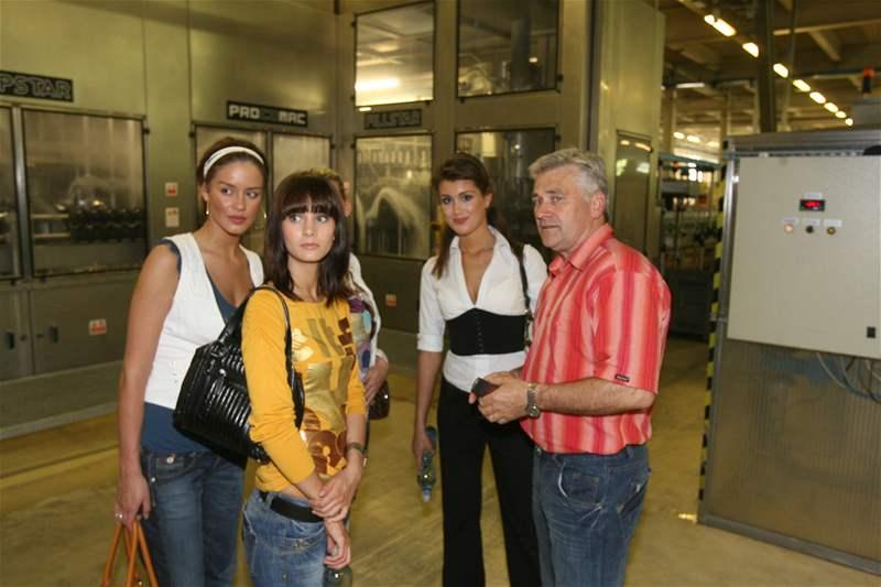 Zuzana Jandová, Romana Čechovská a Zuzana Putnářová