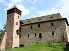 Litice – hradní palác