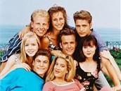 Hrdinové seriálu Beverly Hills 90210
